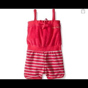 Juicy Couture Girls Romper, Used, Sz 5